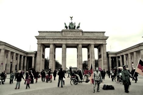 Brandenburger Tor (Puerta de Brandenburgo)